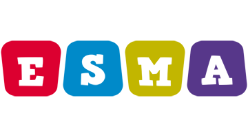 Esma kiddo logo