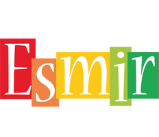 Esmir colors logo