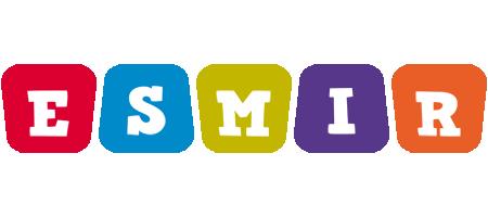 Esmir kiddo logo