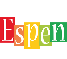 Espen colors logo