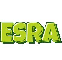 Esra summer logo