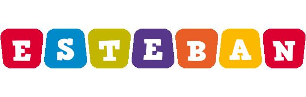 Esteban kiddo logo