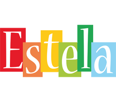 Estela colors logo