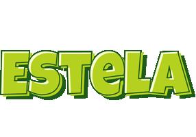 Estela summer logo
