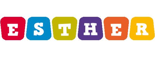 Esther kiddo logo