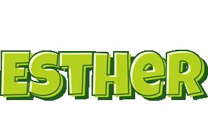 Esther summer logo