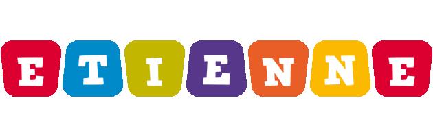 Etienne kiddo logo