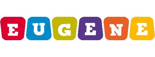 Eugene kiddo logo