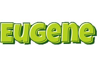 Eugene summer logo