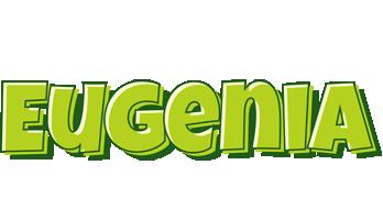 Eugenia Logo | Name Logo Generator - Smoothie, Summer ...