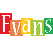 Evans colors logo