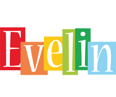 Evelin colors logo