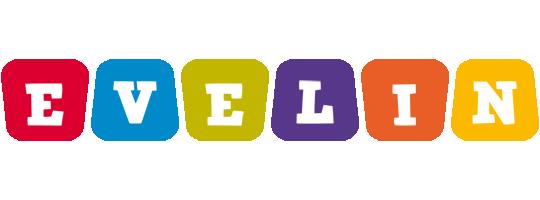 Evelin kiddo logo