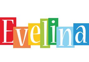 Evelina colors logo
