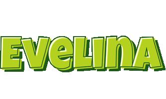 Evelina summer logo