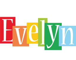 Evelyn colors logo