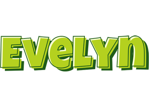 Evelyn summer logo