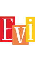 Evi colors logo