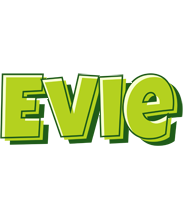 Evie summer logo