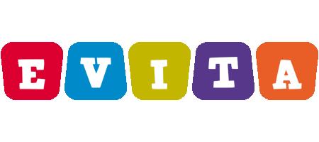 Evita kiddo logo