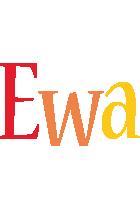 Ewa birthday logo