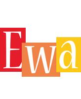 Ewa colors logo