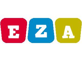 Eza kiddo logo