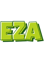 Eza summer logo