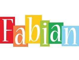 Fabian colors logo
