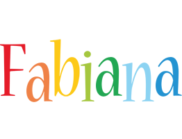 Fabiana birthday logo