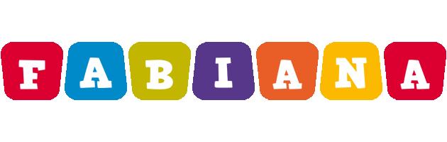 Fabiana kiddo logo