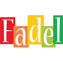 Fadel colors logo