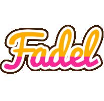 Fadel smoothie logo
