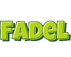 Fadel summer logo