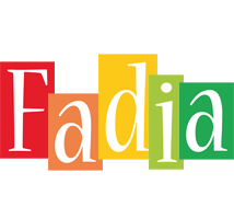 Fadia colors logo