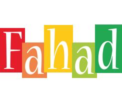 Fahad colors logo