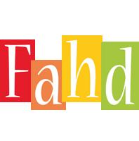 Fahd colors logo