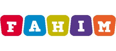 Fahim kiddo logo