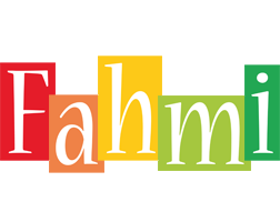 Fahmi colors logo