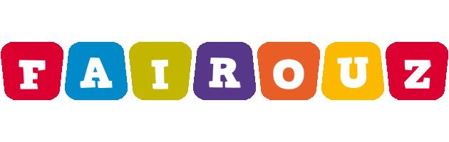 Fairouz kiddo logo