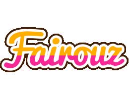 Fairouz smoothie logo