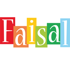 Faisal colors logo