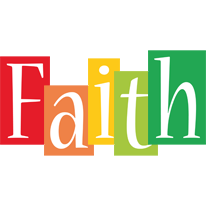 Faith colors logo