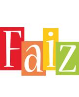 Faiz colors logo