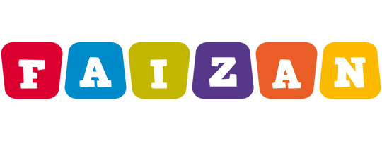 Faizan kiddo logo