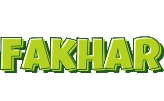 Fakhar summer logo