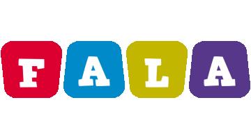 Fala kiddo logo