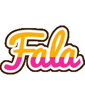 Fala smoothie logo