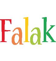 Falak birthday logo