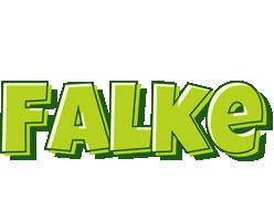Falke summer logo